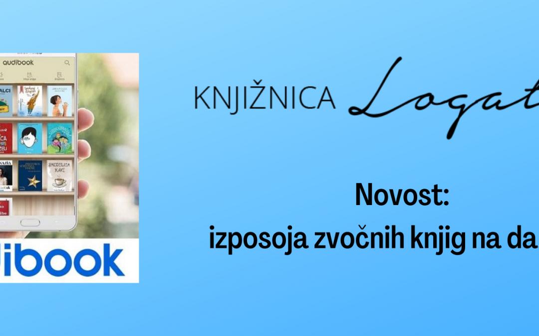 Novost – Audibook
